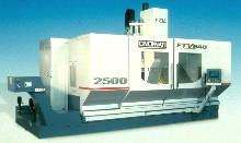 Machining Center offers tool change time of 4 seconds.