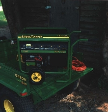 Electric Generator produces 6,100 W.