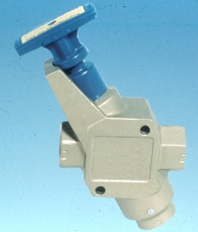 Lockout Valves have integrated soft-start functions.