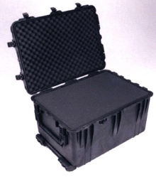 Equipment Cases offer release valves and toggle latches.