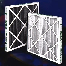 Carbon Filters come in 1, 2, and 4 in. thicknesses.