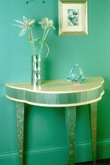 Decorative Metals offer visual drama and lightplay.