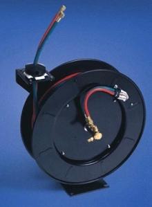 Welding Hose Reels suit Oxygen/Acetylene applications.