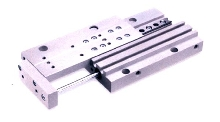 LPA Actuator is 1/2 height of Twin Bore Table actuators.