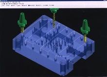 Hole Drilling Software eliminates backlash errors.