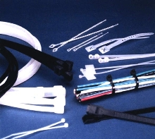 Cable Ties are available with finger release.