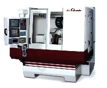 Cylindrical Grinder offers cutting speeds of 125m/sec.