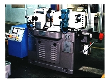 Centerless Grinder is available with Fanuc control.