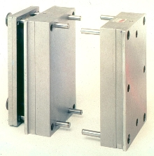 Mold Inserts include multi-purpose post.