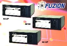 Platforms have 4U, 6-slot CompactPCI enclosures.