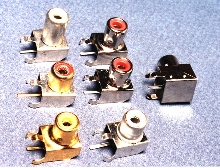 Right Angle Jacks are available in two versions.