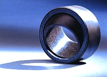 Spherical Bearing lubricates itself.