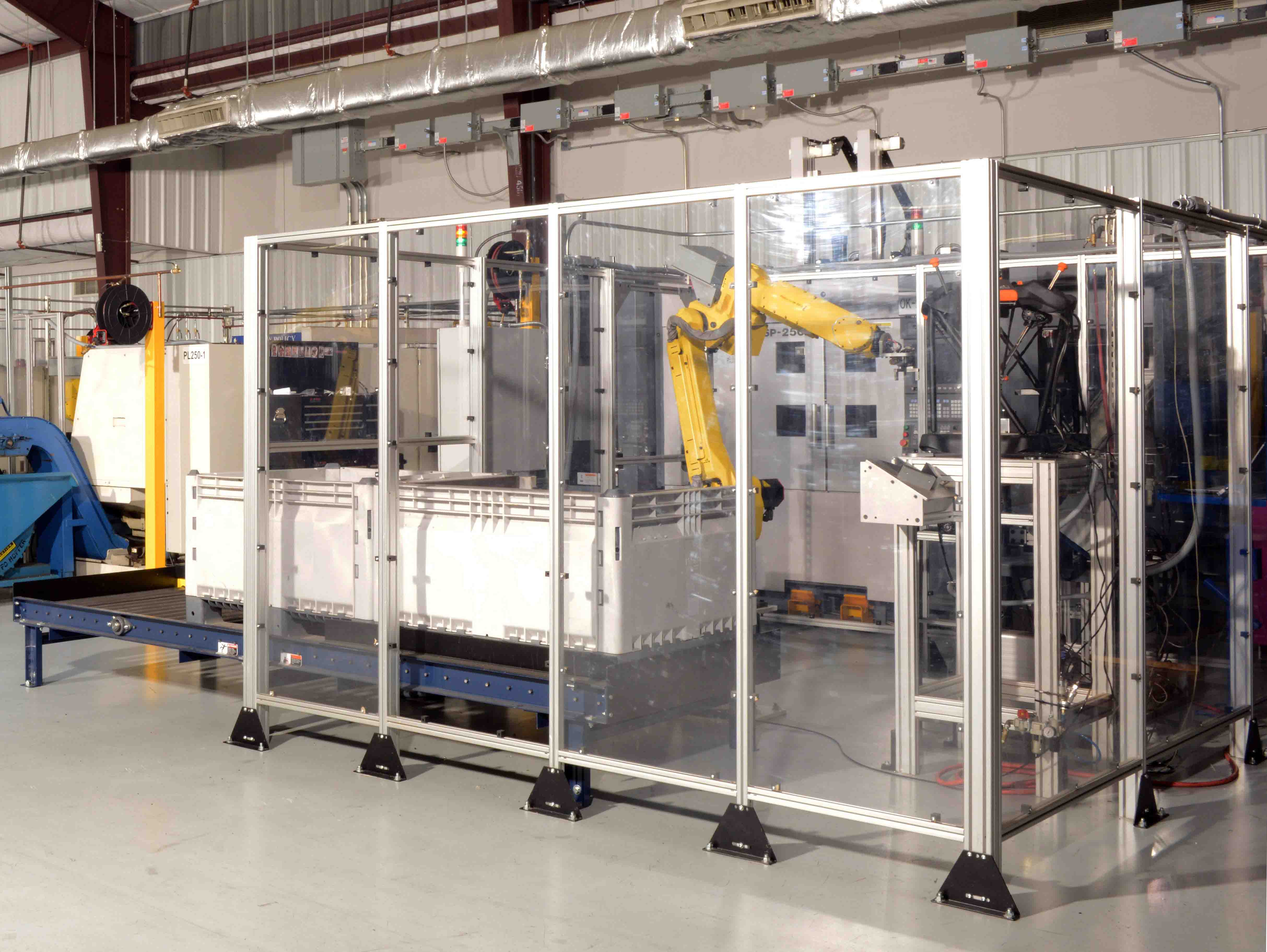 Renishaw Gaging System Improves Work Cell Productivity