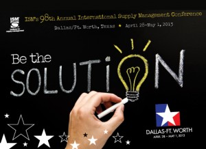 ISM 2013 Annual Conference logo