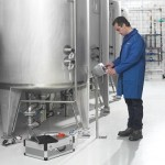 Tank weighing as a means of inventory control comes into its own in a variety of process applications. Credit: Mettler-Toledo