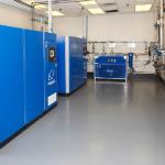 quincy compressor system