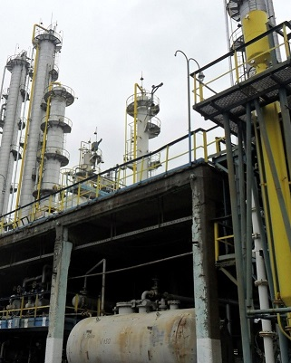 The use of Emerson flowmeters saves the Carom Onesti petrochemical complex in Romania over $1 million annually from previous flow-related losses. Credit: Emerson Process Management