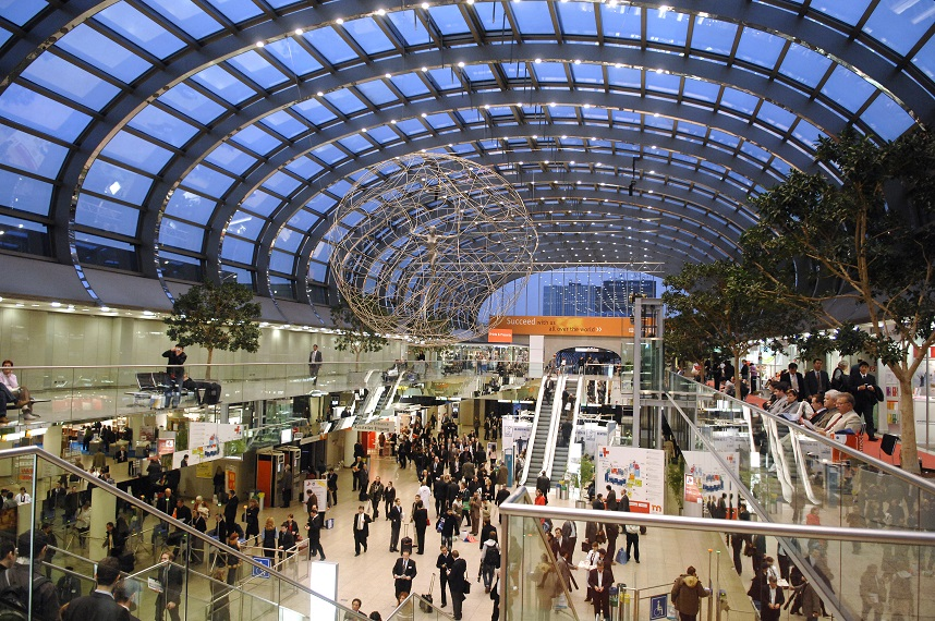 Valve World Expo will take place in December in Dusseldorf, Germany.